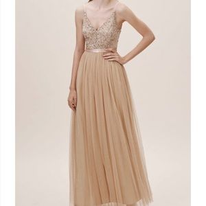 BHDLN Avery Dress Size 0 in Blush